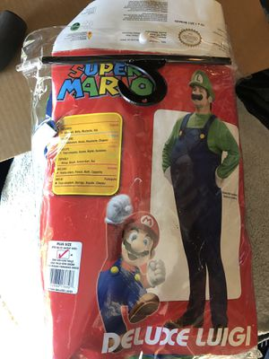 Luigi halloween costume for Sale in Stockton, CA