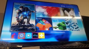 Samsung ultra 4k ultra HD smart tv please click on link in description for current price and stats on the tv (comes with warranty) for Sale in NC, US