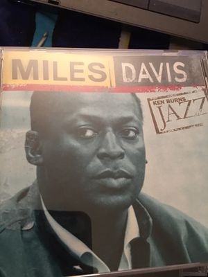 Miles Davis the definitive cd for Sale in Los Angeles, CA