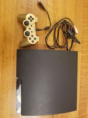Playstation 3 (PS3 Slim) for Sale in Los Angeles, CA