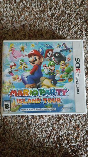Mario Party Island Tour for Sale in Kent, WA