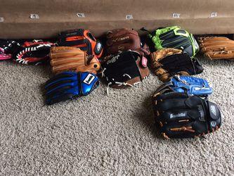 Baseball Mitts for Sale in Covington,  WA