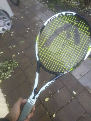2. Graphite fiber tennis racket for Sale in Salt Lake City, UT
