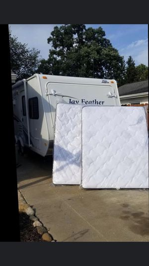 Queen (long) camper bed for Sale in South Bend, IN