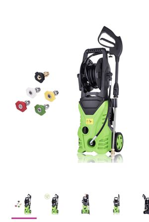 Homdox professional electric pressure washer 3000 psi for Sale in Fort Worth, TX