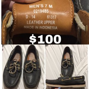 Sperry top siders for Sale in Naples, FL