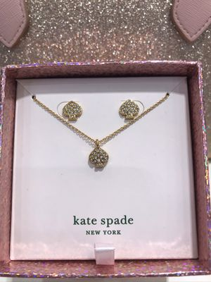 NEW Kate spade jewelry set for Sale in Tampa, FL