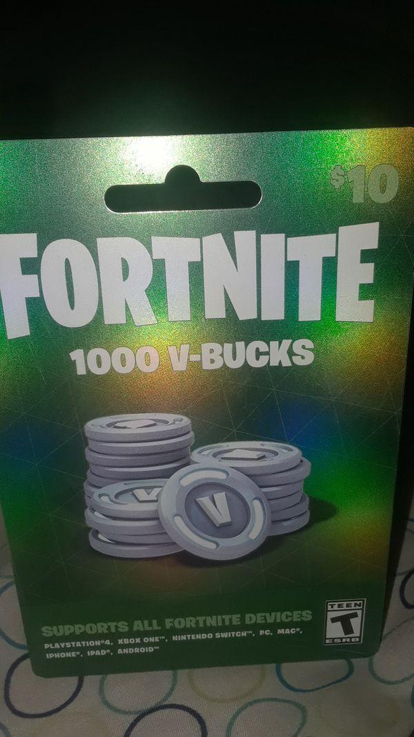 V-bucks 1000