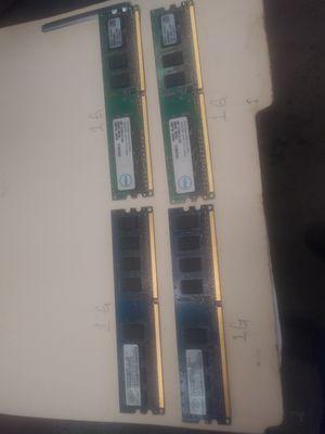 Memory cards 1g for Sale in Lodi, CA