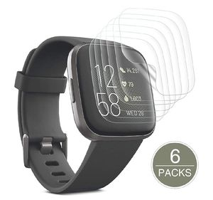 Screen Protector for Fitbit Versa 2 Smartwacth [6 Pack] for Sale in Covina, CA