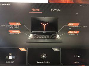 Lenovo legion y720 gaming laptop for Sale in Mesa, AZ