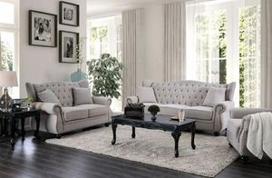 2 PCS Ewloe Sofa set $890.00 On sale now! FREE DELIVERY! for Sale in Ontario, CA