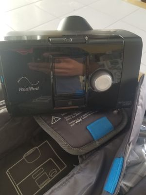 CPAP machine - Brand New $600 for Sale in Corona, CA