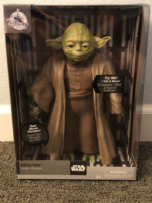 Star Wars talking Yoda for Sale in Phoenix, AZ
