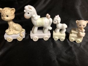 4- Precious Moments Figurines *see description for Sale in Lawrenceville, GA