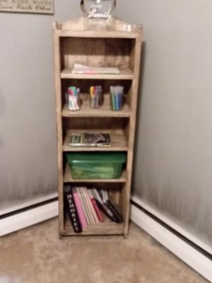Primitive / country bookcase for Sale in Elizabethtown, PA