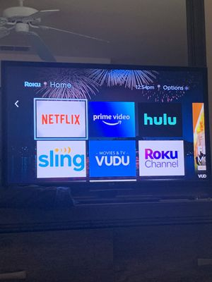Roku Streaming Stick and Voice Remote for Sale in Kissimmee, FL
