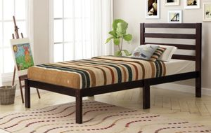 New twin bed with matreses for $169 for Sale in Fort Worth, TX