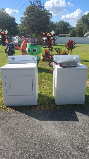 Free washer and dryer! for Sale in Inverness, FL