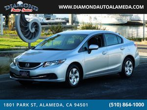 2014 Honda Civic Sedan for Sale in Alameda, CA
