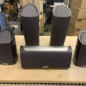 Polk Audio Surround Sound Speaker System for Sale in San Diego, CA