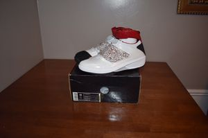 """Air Jordan XX """"White Laser"""" Size 10 for Sale in Los Angeles, CA"""