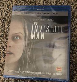 New : The Invisible Man w/Digital for Sale in Sacramento,  CA