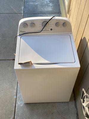 Whirlpool washer (see descriptions) for Sale in Spokane, WA