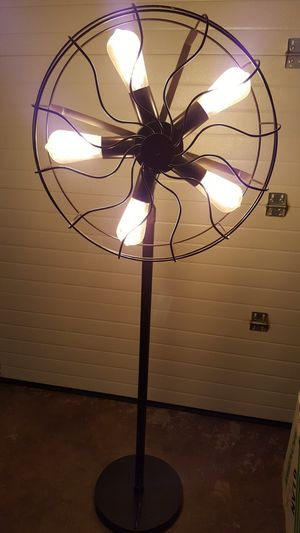 Lumisource Ozzy Antique Finish Floor Lamp for Sale in Washington, DC