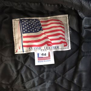 Leather Motorcycle Riding Jacket for Sale in Scottsdale, AZ