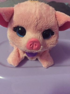 FurReal Friends piglet toy for Sale in Mesquite, TX