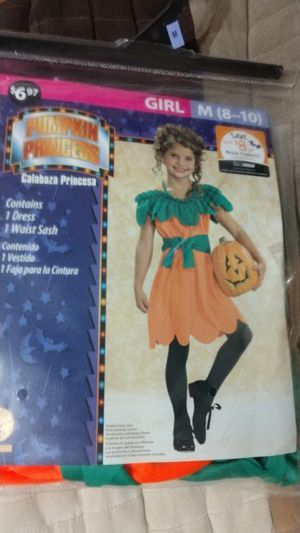 Halloween costume girl m(8-10) for Sale in Niles, IL