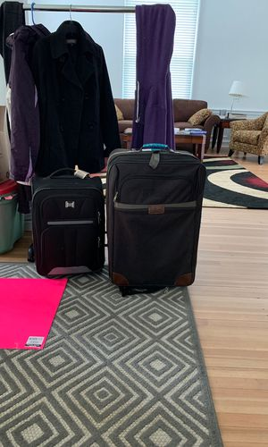 2 suitcases for $50 for Sale in Lynchburg, VA