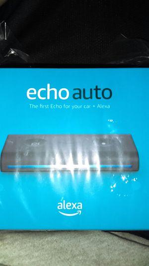 Echo & Alexa for your car for Sale in Lynnwood, WA