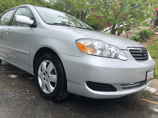 2007 Toyota Corolla Luxury Edition