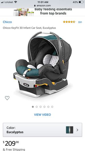 Car seat and stroller combo for Sale in Hamilton, OH