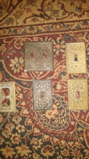 ANTIQUE WALL PLATES for Sale in Lincoln, NE