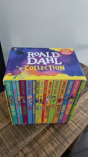 Roald Dahl collection- like new condition for Sale in Fairfax, VA