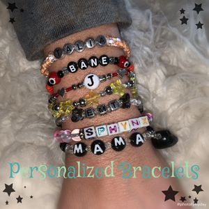 Personalized bead bracelets for Sale in Maryland Heights, MO