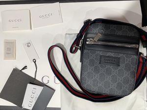 GUCCI SUPREME MESSENGER BAG for Sale in Seattle, WA