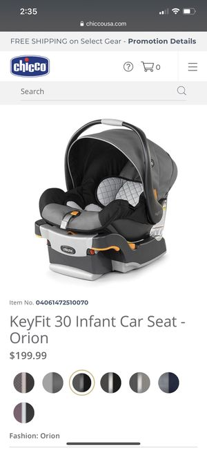 Chicco car seat for Sale in Pueblo, CO