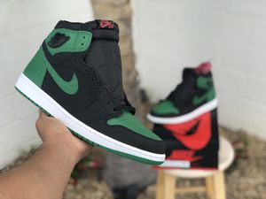 Jordan 1 'Pine Green' Size 12 for Sale in South Gate, CA