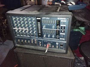 Yamaha PA head for Sale in Roanoke, VA