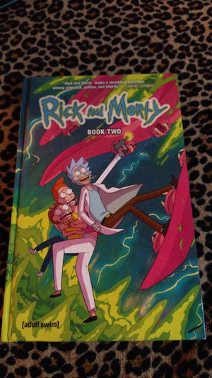 Rick and Morty Book 2 for Sale in San Jose, CA