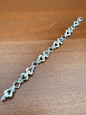 LAGOS Derby Link Silver Bracelet for Sale in Alexandria, VA