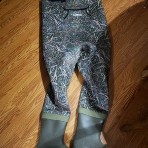 Waders Chest High Size 12 Boots for Sale in Shelbyville, IN