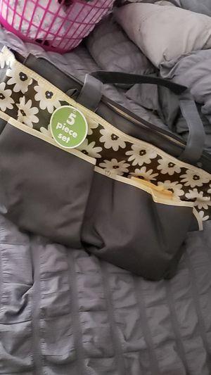 Flower diaper bag for Sale in Fontana, CA