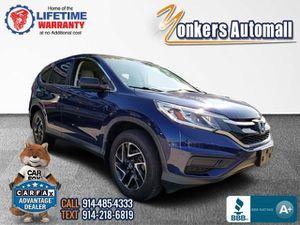 2016 Honda CR-V for Sale in Yonkers, NY