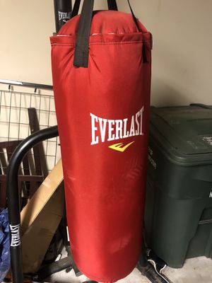 Punching bag for Sale in Cameron, MO