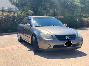 2003 Nissan Altima for Sale in Carrollton, TX